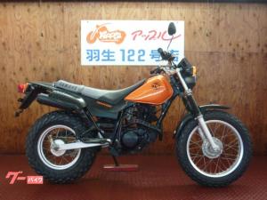 ヤマハ/TW200 オレンジカラー フルオリジナルノーマル車両  タイヤ前後新品