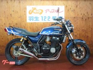 カワサキ/ZRX400 MK-2カラー プリティレーシングショート管