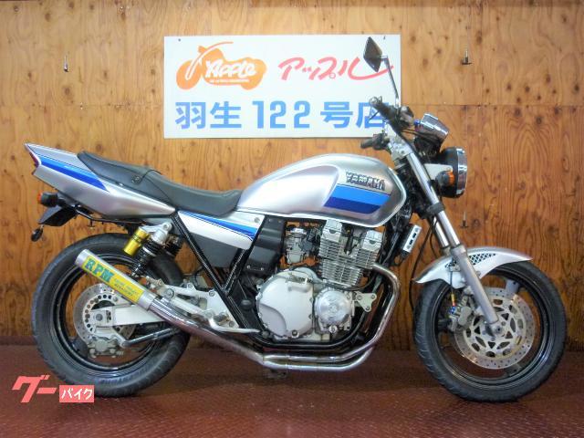 ヤマハ XJR400 XJカラーニューペイント RPMマフラーの画像(埼玉県
