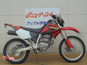 ホンダ/XR250 倒立フォーク フェンダーレス