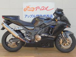 カワサキ/Ninja ZX-12R トリックスターフルエキ バックステップ