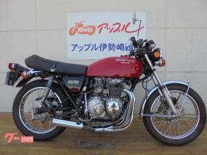 ホンダ/CB400F(408cc) ショート菅