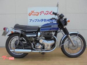 カワサキ/W1SA シート張替済み