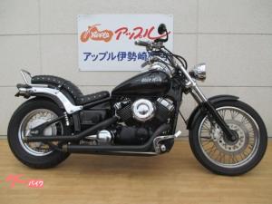 ヤマハ/ドラッグスター400 コブラシート カスタムテール