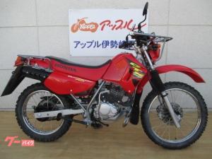 ホンダ/CTX200 ブッシュランダー ビックキャリア ハンドガード