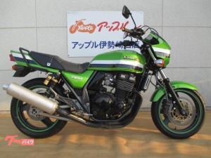 カワサキ/ZRX400 フェンダーレス アップハン タンデムバー付