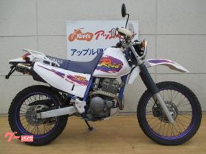 ヤマハ/TT250R Raid ハンドガード リアキャリア付