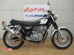 ヤマハ/SR500 FCR オイルクーラー WPリアサス