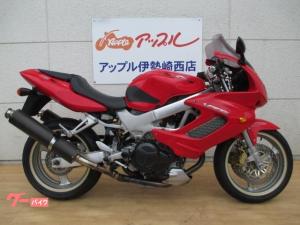 ホンダ/VTR1000F MRAスクリーン 社外マフラー カスタムシート