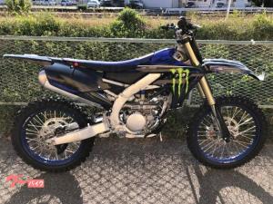 ヤマハ/YZ250F 2021  Monster Energy Yamaha Race Edition