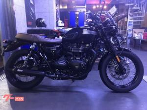 TRIUMPH/ボンネビルT100 Black