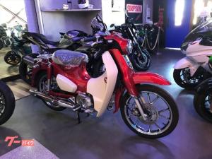 ホンダ/スーパーカブC125 EUR