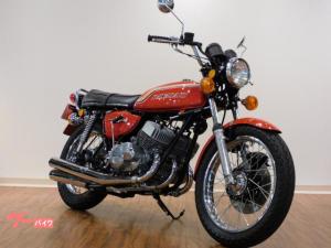 カワサキ/500SSマッハIII  国内ディーラー物 型式KA