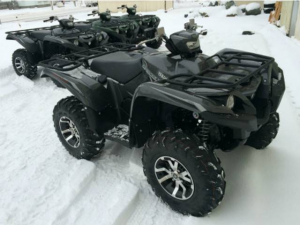 バギー/YAMAHA GRIZZLY700EPS