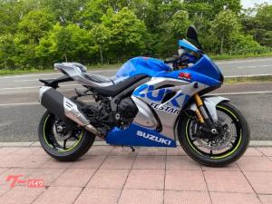 スズキ/GSX-R1000R100周年記念カラー