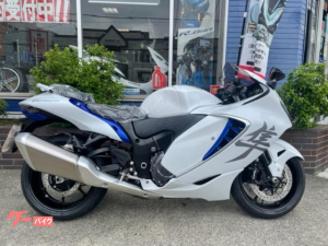 スズキ/GSX1300Rハヤブサ 2021モデル