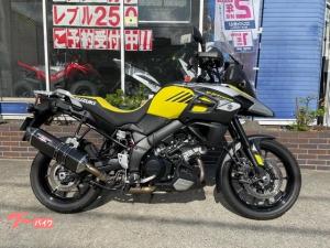 スズキ/V-ストローム1000 ヨシムラマフラー付き