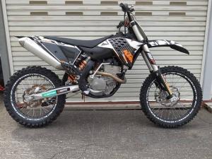 KTM/250SX-F