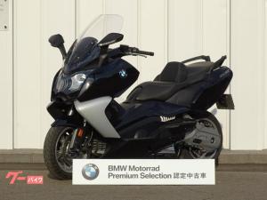BMW/C650GT 電動スクリーン ETC  認定中古車