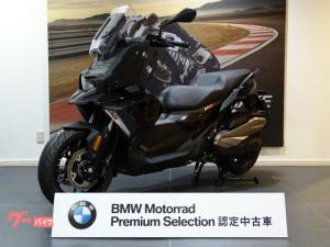 BMW/C400X TFT液晶メーター ETC2.0付 認定中古車
