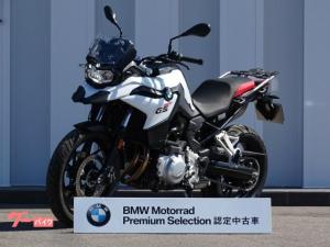 BMW/F750GS ローダウン仕様 TFT液晶メーター ETC2.0 認定中古車