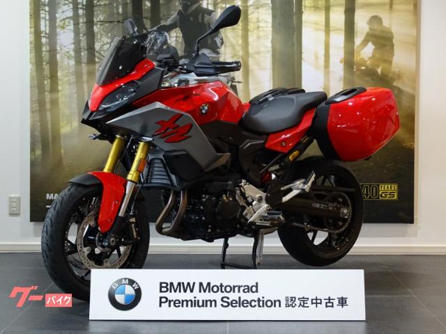 BMW F900XR パニアケース プレミアムライン ETC2.0 認定中古車の画像(北海道