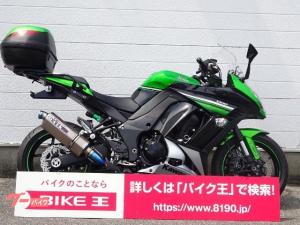 カワサキ/Ninja 1000 OVERサイレンサー・リアボックス等装備