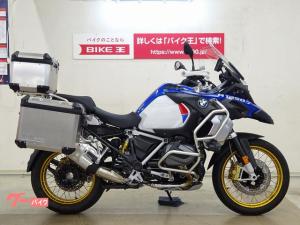 BMW/R1250GS Adventure 純正フルパニア装備