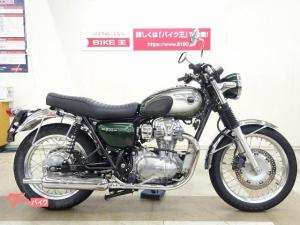 カワサキ/W800 オイルクーラー サイドステイ