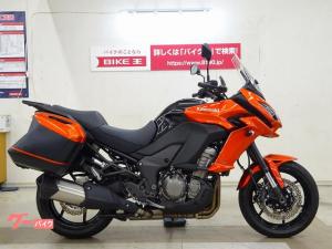 カワサキ/Versys 1000 逆車 サイドパニア装備