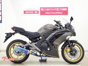 カワサキ/Ninja 400 リミテッドエディション フルエキビートマフラー
