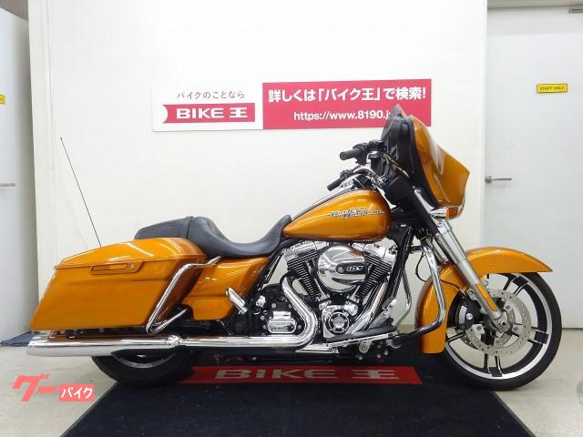 HARLEY-DAVIDSON FLHX ストリートグライドの画像(栃木県