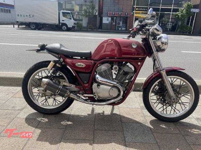 ヤマハ SRV250の画像(北海道