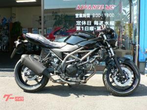 スズキ/SV650X ABS 2021年モデル