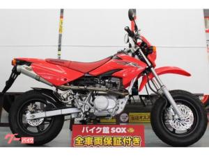 ホンダ/XR100 モタード 2007年モデル