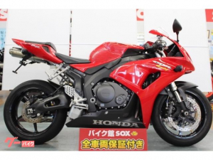 ホンダ/CBR1000RR 2008年モデル