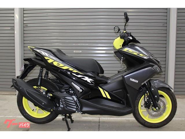 ヤマハ AEROX155 STDバージョン インドネシアモデルの画像(茨城県