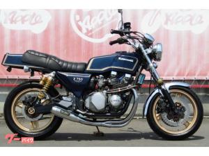 カワサキ/ZEPHYR750 Z750FX仕様 ドレミカーボン外装