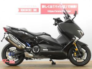 ヤマハ/TMAX530 DX ベルトアジャスター・マルチマウント装備