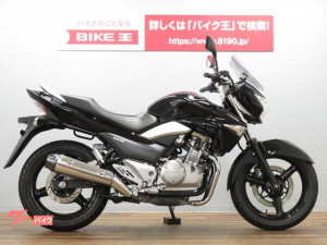 スズキ/GSR250 ETC ヘルメットロック付き