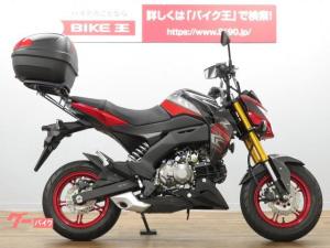 カワサキ/Z125PRO 国内仕様 トップケース付き