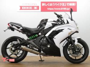 カワサキ/Ninja 400 WR'Sマフラー リアフェンダーレス