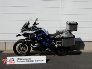 BMW/R1200GSアドベンチャープレミアムライン