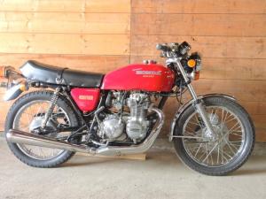 ホンダ/CB400F(408cc)国内物 398登録