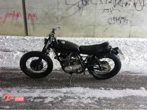 ヤマハ/SR400トラッカーフルカスタム
