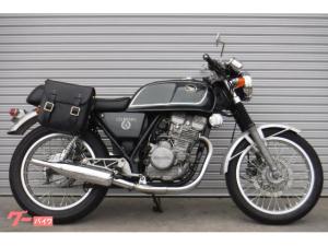 ホンダ/GB250クラブマン サイドバッグ ワンオフシート