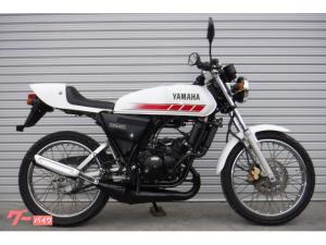 ヤマハ/RZ50 7.2PS キャブOH