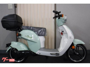 KYMCO/サンボーイ 新車 リアボックス装備 電動バイク