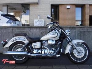 ヤマハ/ドラッグスター250  ニューパールホワイト