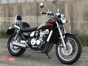 カワサキ/エリミネーター400LX ミントコンディション